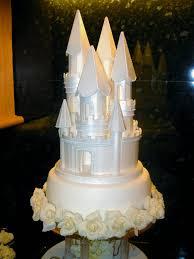 Disney Castle Wedding Cake Toppers