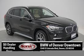 BMW Convertible bmw x1 handling : Black Bmw X1 In Colorado For Sale ▷ Used Cars On Buysellsearch