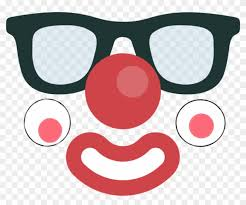 clown makeup png clown make up transpa png