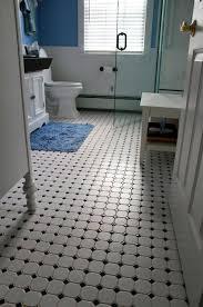 vintage bathroom floor tile ideas. Modren Floor 31 Retro Black White Bathroom Floor Tile Ideas And Pictures For Vintage Bathroom Floor Tile Ideas N