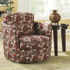 swivel accent chair. Upholstered Swivel Accent Chair   Wallowaoregon : Choosing