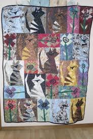 Finished my Buggy Barn Crazy Cat Quilt woohoo! & Attached Images Adamdwight.com