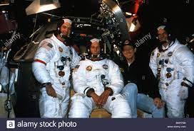 APOLLO 13 (AM SET) KEVIN BACON, TOM HANKS, BILL PAXTON RON HOWARD (DIR) 003  Stockfotografie - Alamy