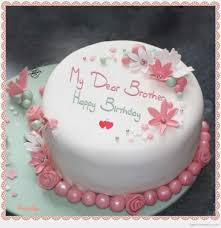 Birthday Wishes With Name For Brother Photo Editing On Cake Editor