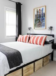 Modern Boys Bedrooms One Room Challenge Modern Boy Bedroom Reveal W Collective Interiors