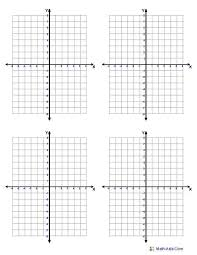 Math Aids Printable Graph Paper Magdalene Project Org