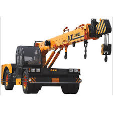 Ace Sx 120 Mobile Crane