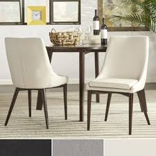 sasha mid century barrel back dining chairs set of 2 by inspire q