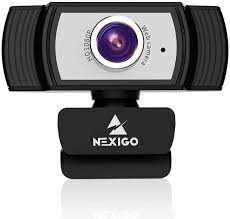 2021 1080P Streaming Business Webcam with Microphone & Privacy Cover  AutoFocus PC Mac Laptop Desktop for Zoom Meeting YouTube Skype FaceTime  Hangouts NexiGo N930P HD USB Web Camera Accessories ecog Computers &