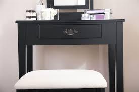 Makeup Dresser Shaker Dressing Table Set Makeup Dresser Desk Drawer Amp Fabric