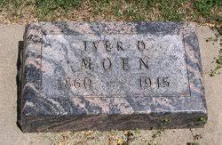Iver Olson Moen (1860-1945) - Find A Grave Memorial