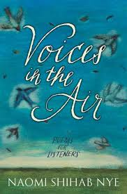 Voices In The Air Naomi Shihab Nye Hardcover