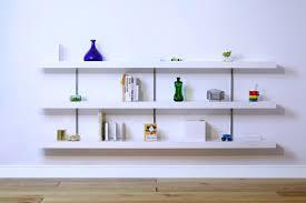 Stylish Wall-to-wall Shelves