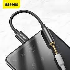 <b>Baseus L54 Type c to</b> 3.5mm AUX earphone headphone adapter ...