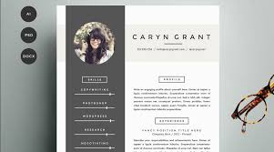 Get refined and get noticed with this four-page template design, including  handcrafted two-page resume, cover letter and references.
