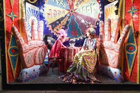 Bergdorf Goodman Window Designer Its Here Bergdorf Goodman Unveils Holiday Windows