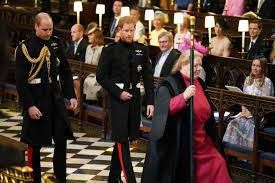 Royal Wedding Seating Chart 2018 Whats The Royal Wedding Seating Chart At St Georges