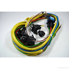 hella hella wiring harness for rallye 4000 series halogen lamps harness for hella rallye lights hella wiring harness 148541001