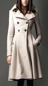 skirt coat fur collar full skirt coat elegant full skirt coat in virgin wool with detachable skirt coat