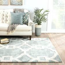 6x9 white rug blue and white area rugs handmade trellis light blue white area rug