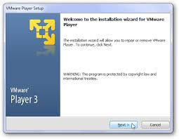 how to install vmware how to run ubuntu in windows 7 with vmware player