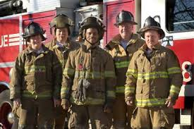 What Is The Yearly Hourly Wage For Beginning Firefighters