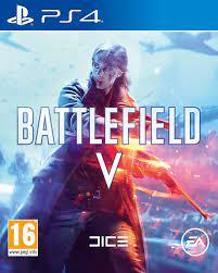 Battlefield V Pegi Uncut PS4: Amazon.de: Games
