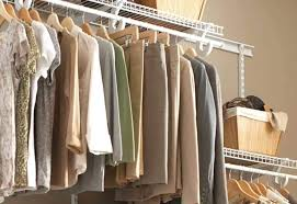 closetmaid shelf track add organization and extra room to your home with a closet storage system closetmaid shelf track