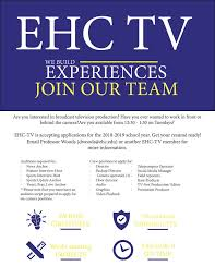 Ehc-Tv - Home | Facebook