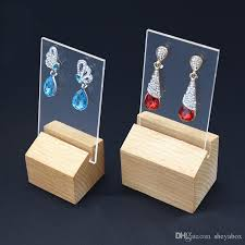 Stud Earring Display Stand