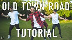 old town road dance tutorial lil