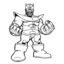 Super Hero Squad Coloring Pages Books 100 Free And Printable