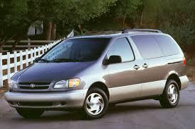 2003 Toyota Sienna Photos, Informations, Articles - BestCarMag.com