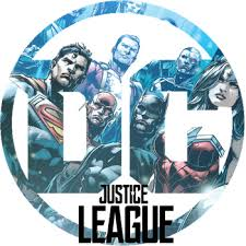 DC Logo for Justice League | Ver. 2 by piebytwo | Justice League ...
