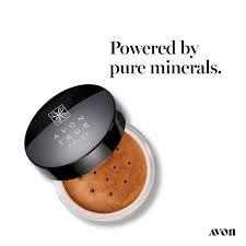 Avon Smooth Minerals Powder Foundation Light Beige True Color Smooth Minerals Powder Foundation In 2019 Avon