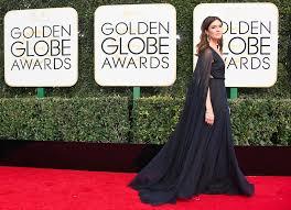 Golden Globes Red Carpet Dresses 2017