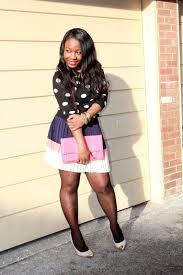 Black girls in nylon
