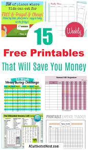Printable Money Organizer Download Them Or Print