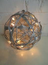 Dekoration Weihnachten Kugel Licht Weihnachtsdeko