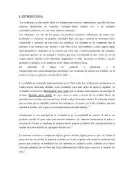 Investigacion Formativa De Colorantes 1 Que Caracteristicas Tenia La Industria De Los Colorantes En FranciallL