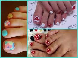 Cute Pedicure Designs Toenail Art Design Cool Pedicure Ideas