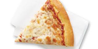 cheese pizza slice. Simple Slice Kids Cheese Pizza Slice On L