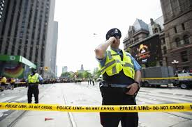 Police: 4 shot, 3 arrested at Raptors rally in Toronto - SFGate