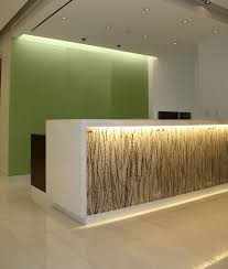wall decor for small reception area hoe design and planning