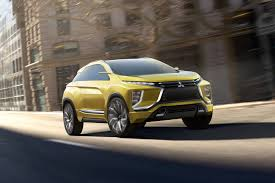new car releases 2015 europeMitsubishi Will Unveil A New Compact SUV In 2017 For North America
