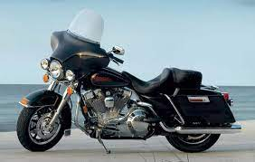2005 harley electra glide weight