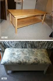 Bench Out Of Headboard 150 Best Headboard Benches And Other Neat Benches Images On