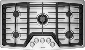 electrolux stove top. Contemporary Electrolux Electrolux EW36GC55PS  Stainless Steel Front  Top  Intended Stove 1