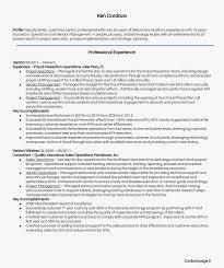 Resume Portfolio Best Of A Model Resume Career Portfolio To Land A