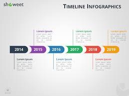 Timeline Presentation Template Free Powerpoint Templates Timeline